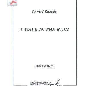 Walk in the Rain Cover001