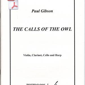 Calls of the Owl cover001