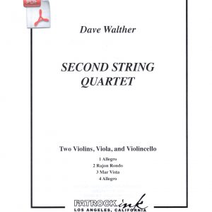 Second String Quartet cover013