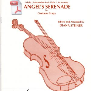 Angel's Serenade cover