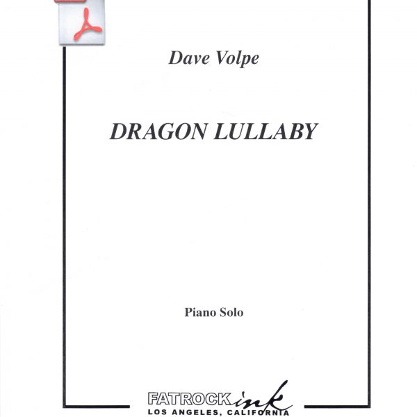 Dragon Lullaby cover008