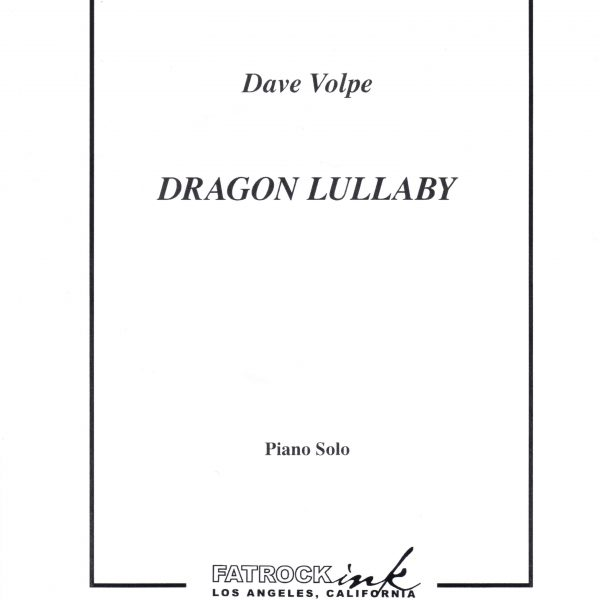 Dragon Lullaby Cover006